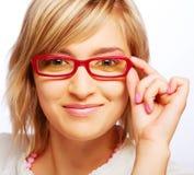 Adolescente femenino hermoso joven Imágenes de archivo libres de regalías
