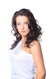 Adolescente femenino hermoso joven Foto de archivo