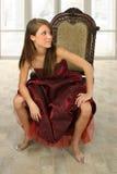 Adolescente formal Foto de archivo