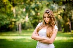 Adolescente fresco Fotografía de archivo