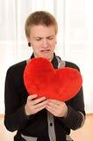 Adolescente frustrado Imagen de archivo libre de regalías