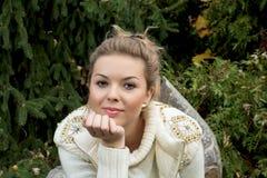 Adolescente hermoso Fotografía de archivo libre de regalías