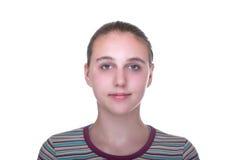 Adolescente hermoso Foto de archivo libre de regalías