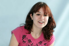 Adolescente hermoso Imagen de archivo