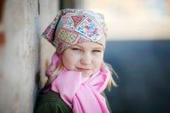 Adolescente hermoso al aire libre Foto de archivo libre de regalías