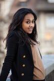 Adolescente hermoso del afroamericano Imagen de archivo