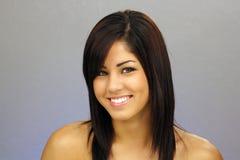 Adolescente hermoso Headshot (1) Foto de archivo libre de regalías