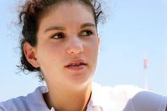 Adolescente heureuse Photo stock