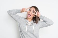 Adolescente hispánico Fotos de archivo