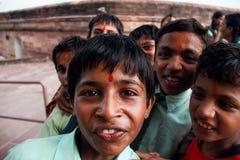 Adolescente indiano Immagini Stock Libere da Diritti
