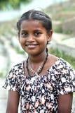 Adolescente indienne Photos libres de droits