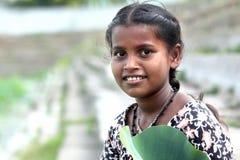 Adolescente indio Fotos de archivo
