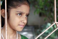 Adolescente indio Imágenes de archivo libres de regalías