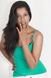 Adolescente indio Imagen de archivo