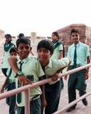 Adolescente indio Imagen de archivo libre de regalías
