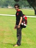 Adolescente indio al aire libre Imagen de archivo