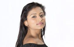 Adolescente indio hermoso Fotos de archivo libres de regalías