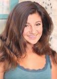 Adolescente italiano americano Fotografía de archivo libre de regalías