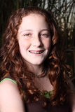 Adolescente joven Fotografía de archivo libre de regalías