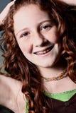 Adolescente joven Fotografía de archivo