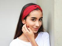 Adolescente joven adorable Imagen de archivo