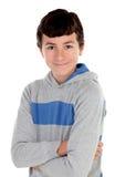 Adolescente joven casual Imagen de archivo libre de regalías