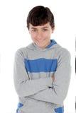 Adolescente joven casual Fotos de archivo