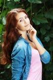 Adolescente joven hermoso Fotografía de archivo libre de regalías