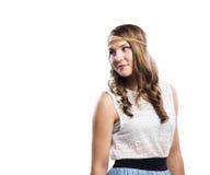 Adolescente joven hermoso Foto de archivo libre de regalías