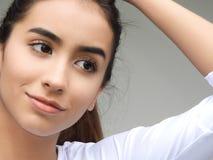 Adolescente joven lindo Foto de archivo