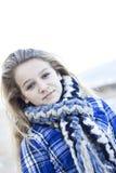 Adolescente joven orgulloso Fotografía de archivo libre de regalías