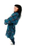Adolescente lindo Imagenes de archivo