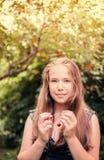 Adolescente lindo Fotos de archivo