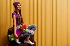 Adolescente lindo Imágenes de archivo libres de regalías
