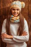 Adolescente lindo Foto de archivo