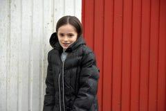 Adolescente lindo Fotografía de archivo libre de regalías