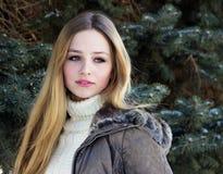 Adolescente muy hermoso Foto de archivo