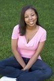 Adolescente negro Fotos de archivo