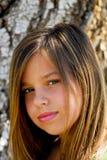 Adolescente novo fotos de stock royalty free