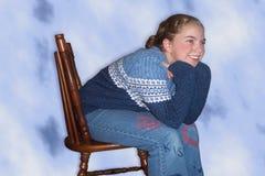 Adolescente novo Foto de Stock