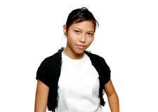 Adolescente novo Imagem de Stock Royalty Free