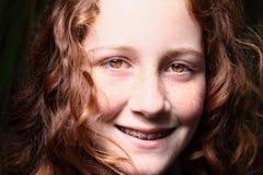 Adolescente novo Imagem de Stock