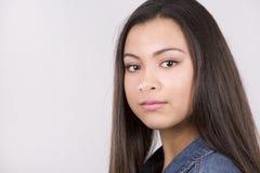 Adolescente ocasional Foto de archivo libre de regalías