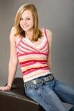 Adolescente ocasional Imagem de Stock