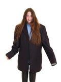 Adolescente ocasional vestido Imagen de archivo libre de regalías