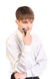 Adolescente Pensive Immagine Stock Libera da Diritti