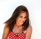 Adolescente pleurante Photographie stock libre de droits