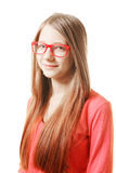 Adolescente positivo Fotografia de Stock