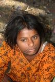 Adolescente povero Fotografia Stock