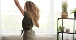 Adolescente que dança em casa filme